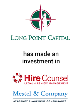 Long Point Capital and Hire Counsel and Mestel